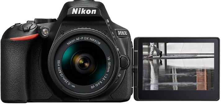 Nikon D5600  nikon camaras