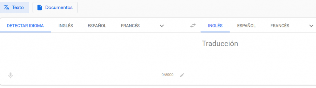 de ingles a español traductor