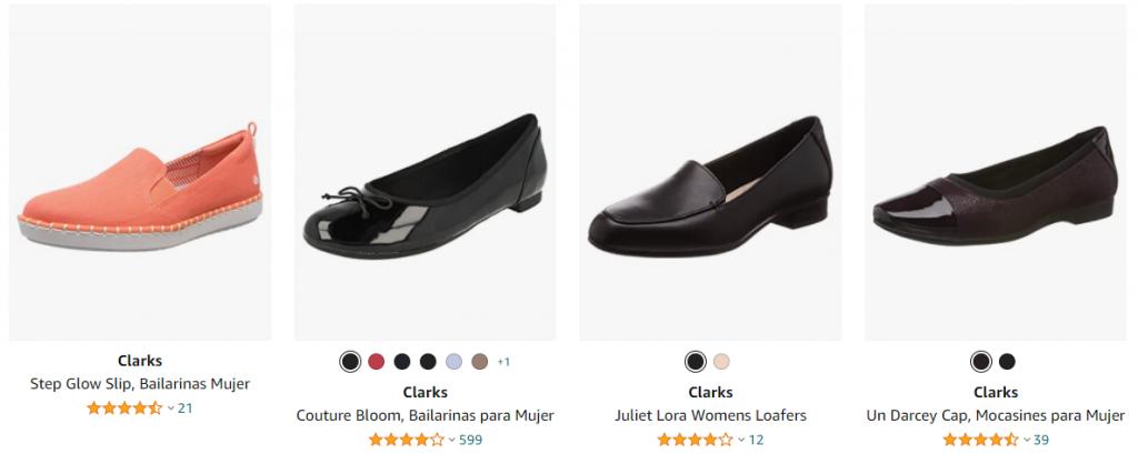 dominar Lesionarse arrendamiento  Zapatos Clarks para mujer por menos de 45 eu - Tu guía de compras