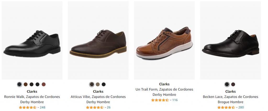 zapatos clarks rebajas